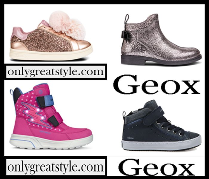 68838d054691cf New arrivals Geox girl shoes 2018 2019 fall winter | flats | Shoes ...