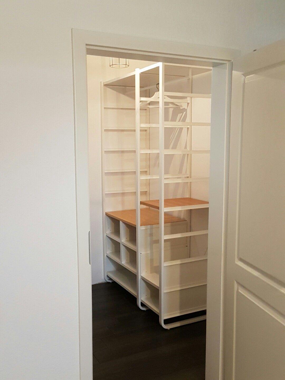 IKEA Begehbarer Kleiderschrank Elvarli