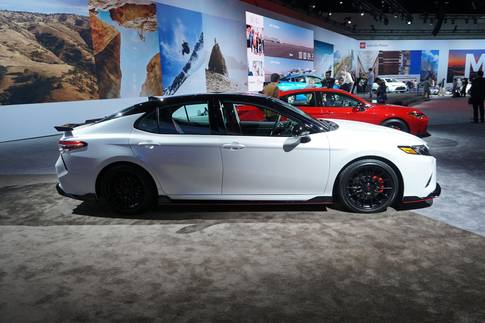 2020 Toyota Camry Trd More Affordable Than You Think Carbuzz Camry Toyota Camry Toyota