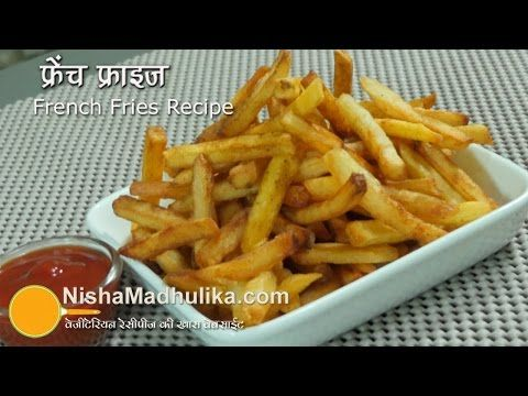 French fries urduhindi youtube indian food recipes pinterest french fries urduhindi youtube forumfinder Image collections
