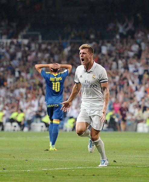 Celta Vigo Vs Barcelona Live Commentary: Toni Kroos Photos Photos: Real Madrid CF V RC Celta De