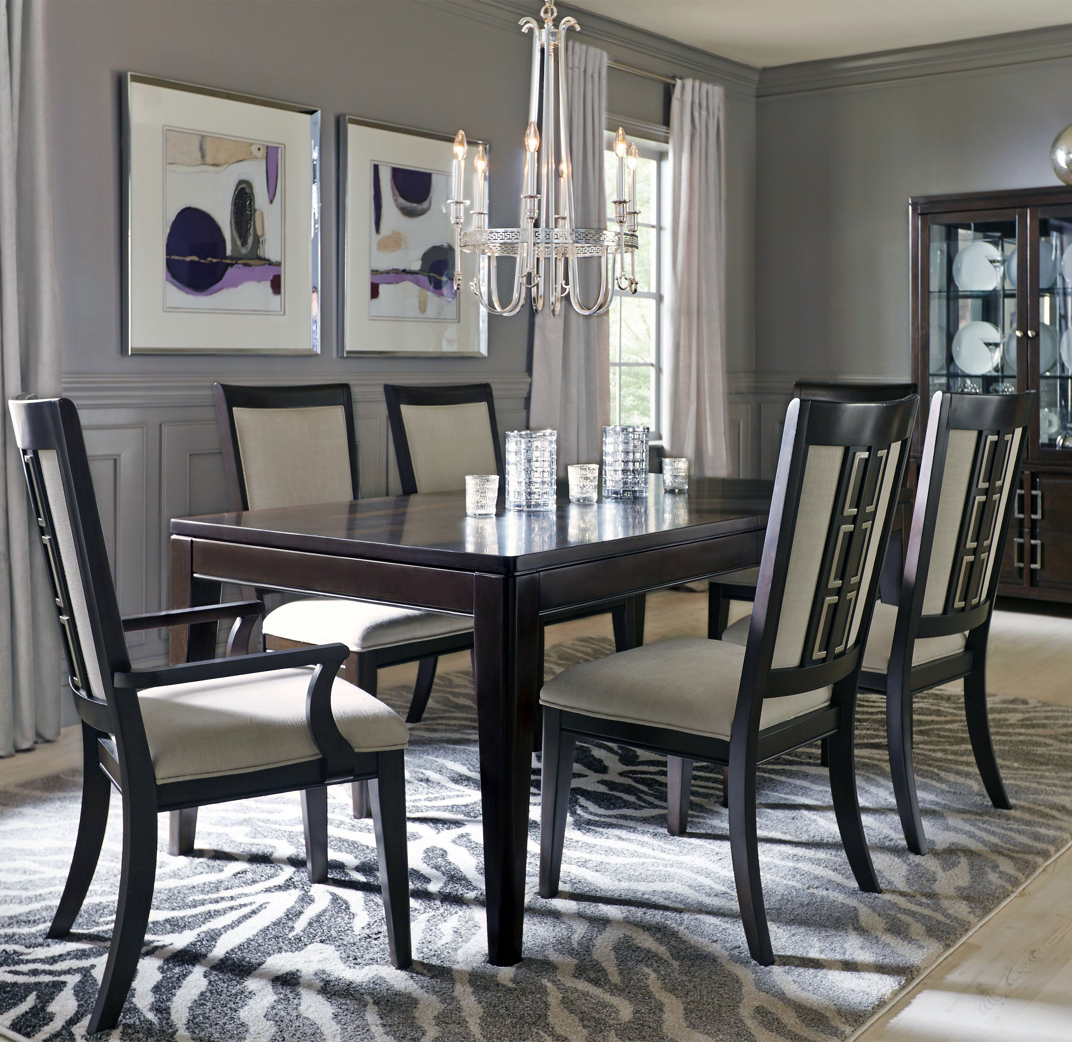 32 Stylish Dining Room Ideas To Impress Your Dinner Guests: Modern Eating Area Design Ideas To Stress Your Guests