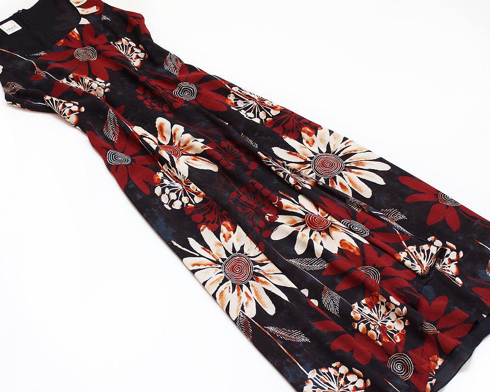Grace Letnia Sukienka Vintage W Duze Kwiaty 38 40 7395250072 Oficjalne Archiwum Allegro Moda Boho Hippie Boho Alexander Mcqueen Scarf