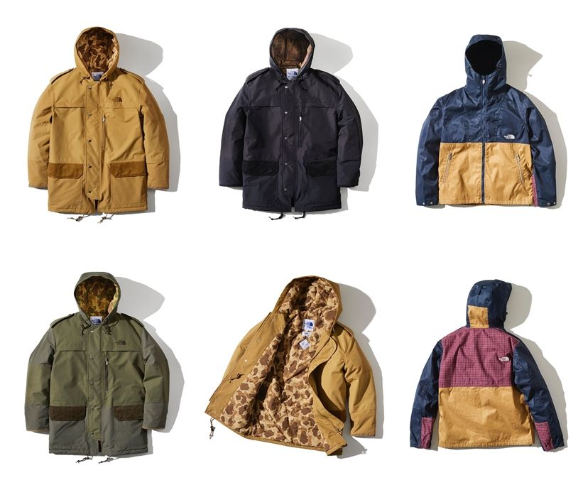 7/26から新作展開】THE NORTH FACE × COMME des GARCONS JUNYA