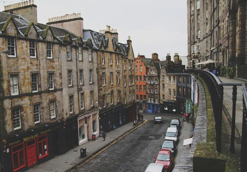 Edinburgh, Scotland by moresque on flickr