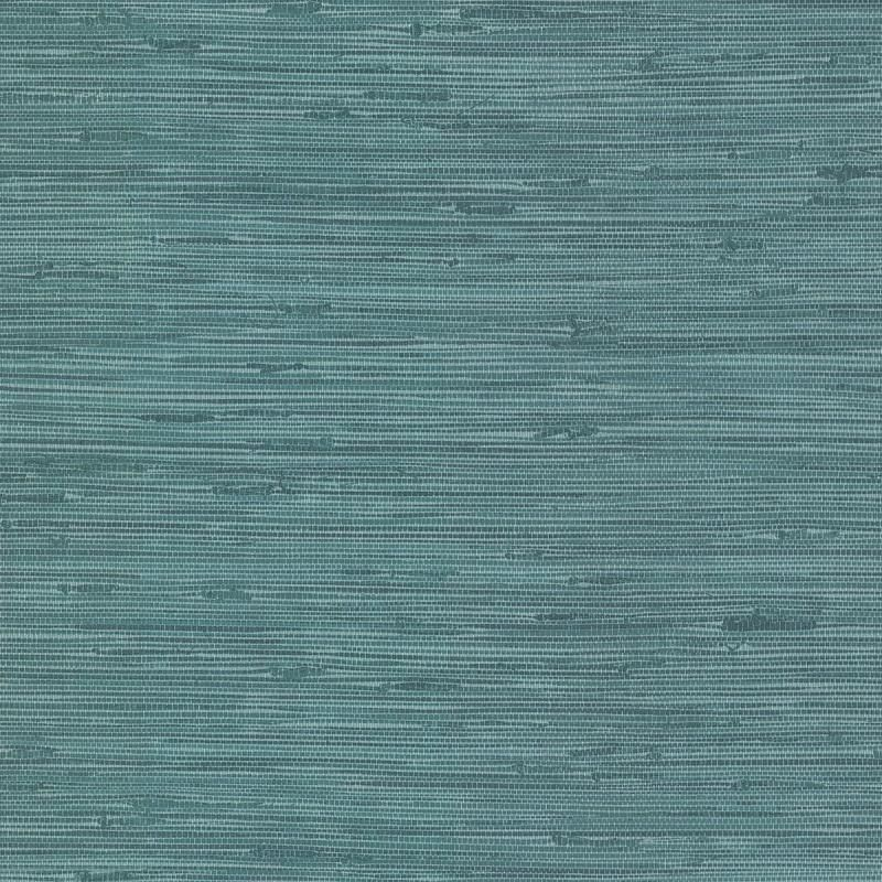 Lycaste Teal Weave Texture 276624415 Brewster Wallpaper