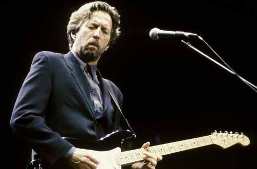 Eric Clapton se retira por enfermedad de los nervios