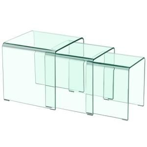 Cdiscount Com Table Basse Gigogne Table Basse Transparente Table Basse