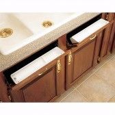 """Sink Front Tip-Out Trays, Rev-a-Shelf 6572 Series - 14"""" Wide"""