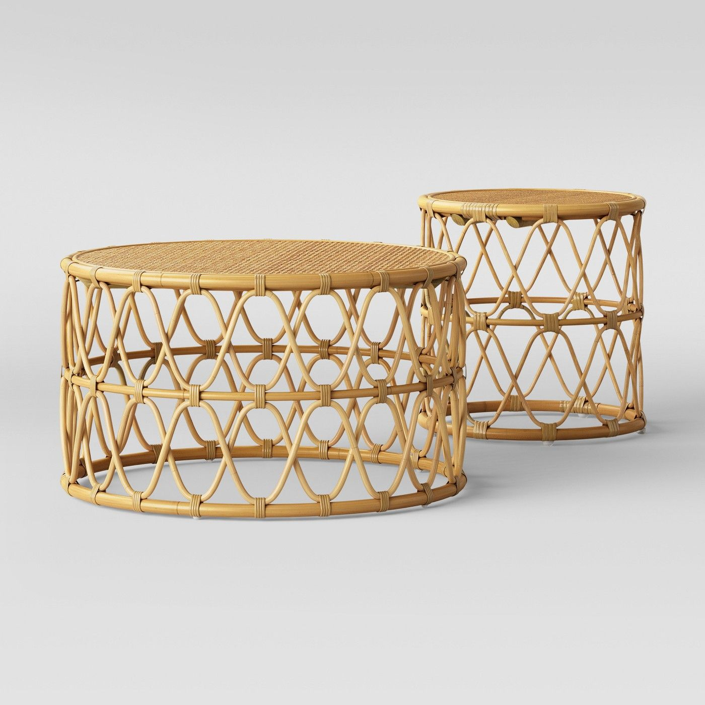 44+ Wicker storage coffee table natural inspirations