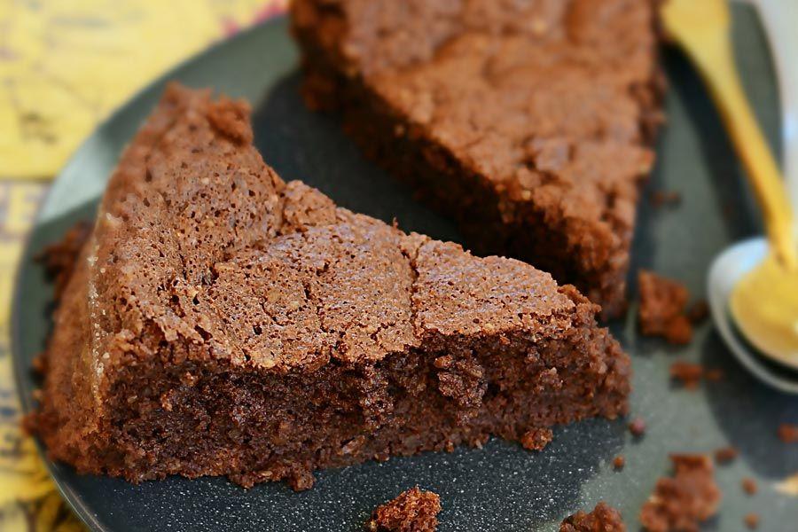 recette de fondant au chocolat au thermomix tm31 ou tm5. préparez