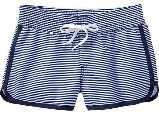 42cc84d21 Old Navy Girls Striped Board Shorts on shopstyle.com   Children ...
