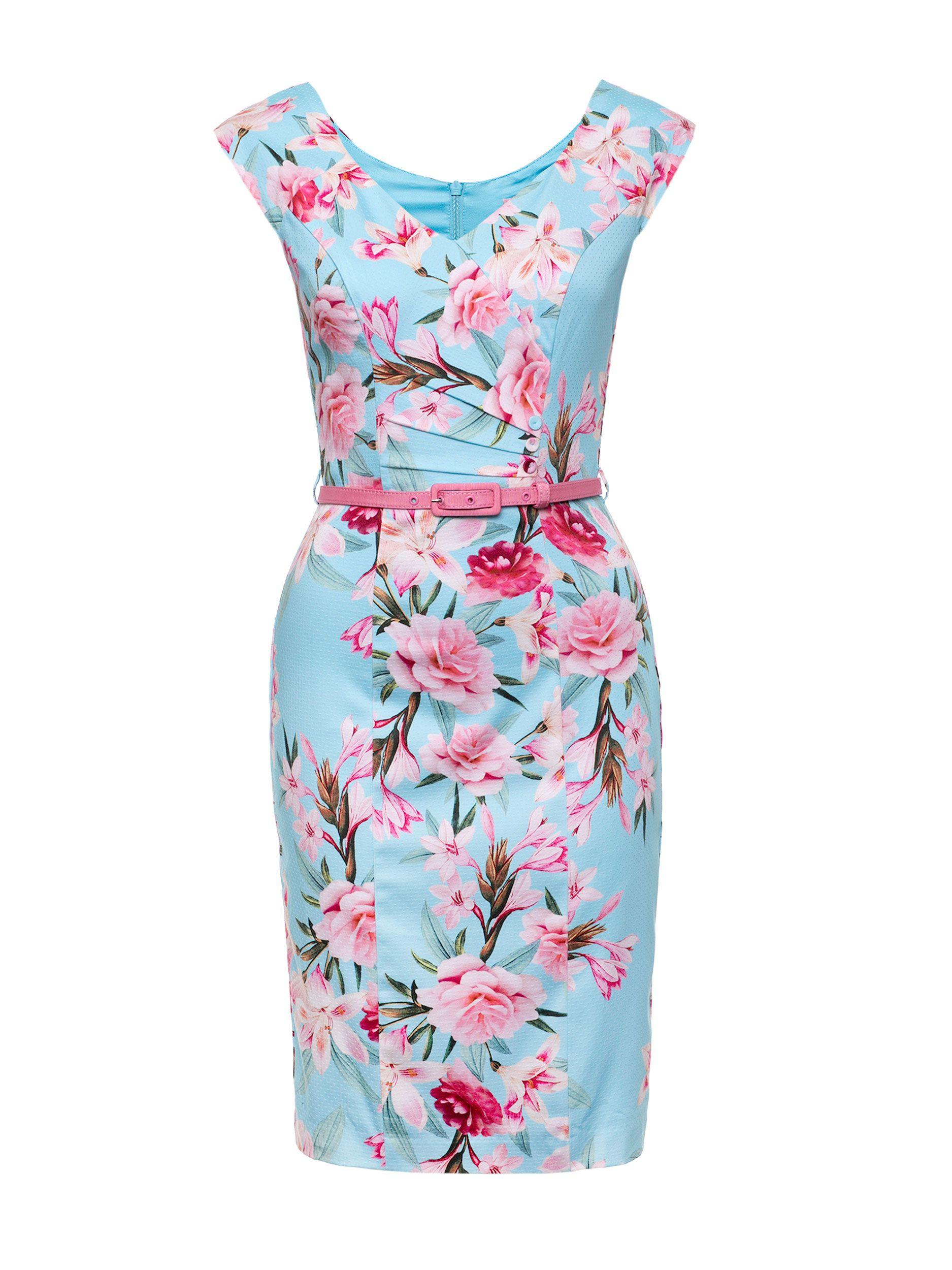 Blue apron australia - Pretty Marlow Dress Florals Review Australia