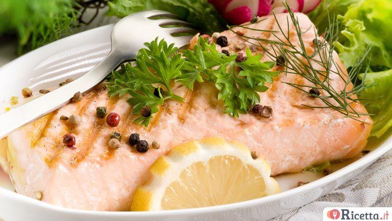 Salmone Fresco Ricette