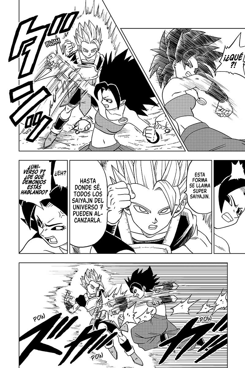 Pagina 12 Manga 32 Dragon Ball Super Dragon Ball Super Manga