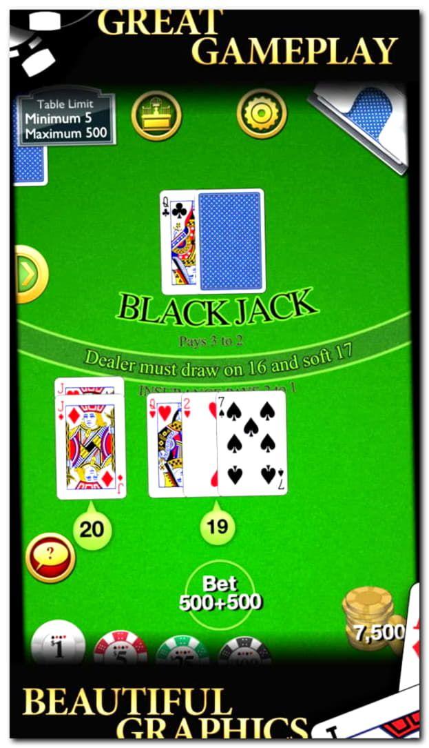 Blackjack game offline free download