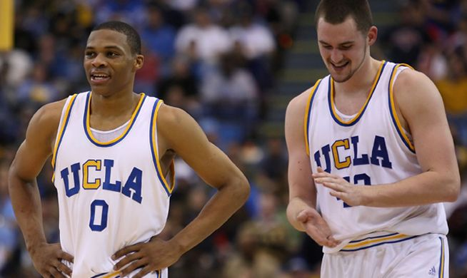 Kevin Love-Russell Westbrook reunion in Los Angeles ...