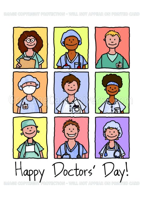 National Doctors Day Happy Doctors Day Card Welcome