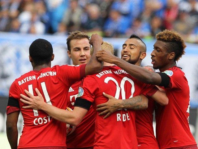 Darmstadt Bayern München