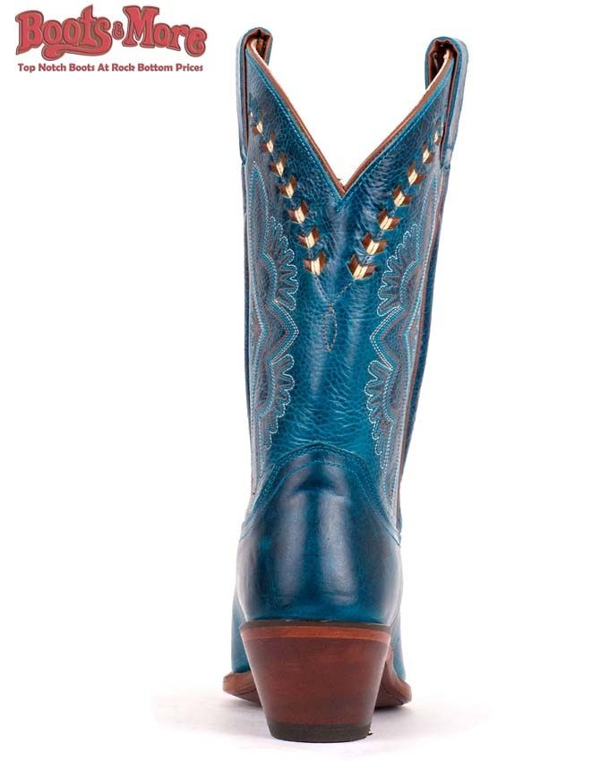 Justin Ladies Fashion Turquoise Damiana [L4302] - $149.99 : Boots & More: Top Notch Boots at Rock Bottom Prices, We Price Match