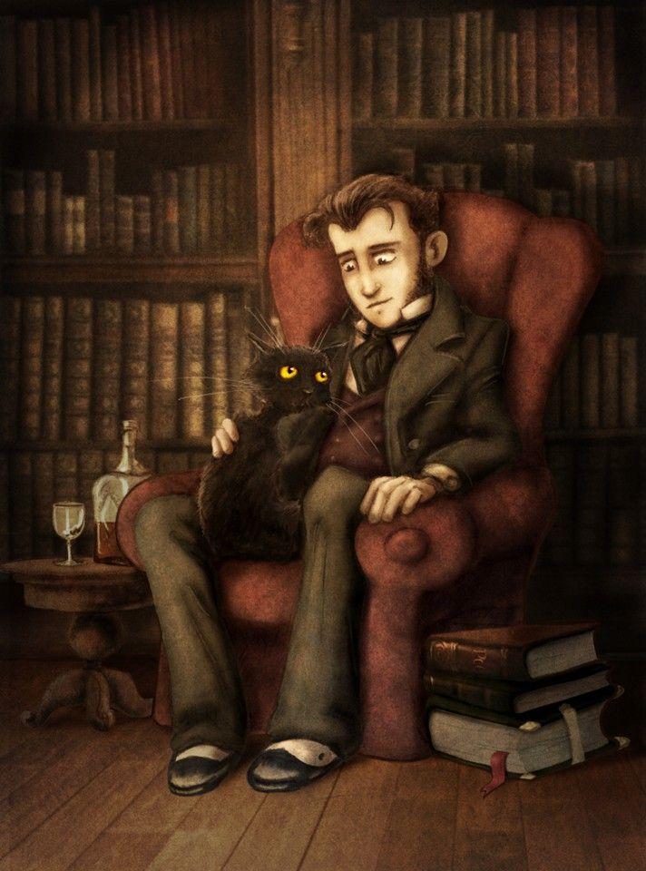 Black Cat - Edgar Allan Poe