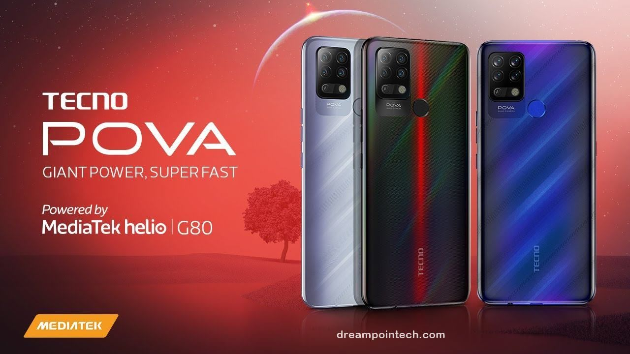 Tecno Pova 128gb Specs Price In Cameroon Kenya Nigeria Smartphone Features Samsung Galaxy Phone Phone