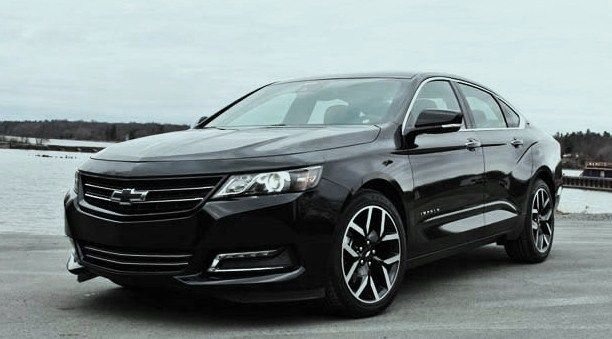2019 Chevrolet Impala Redesign Price And Release Date
