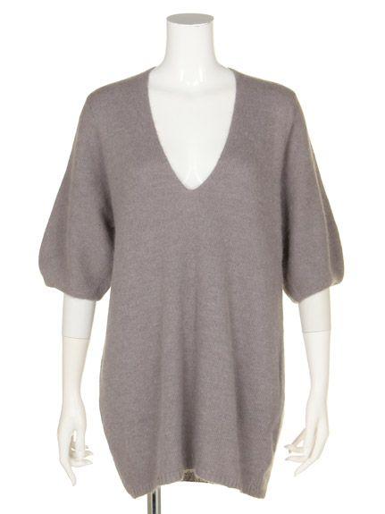 Angora Knit Dress