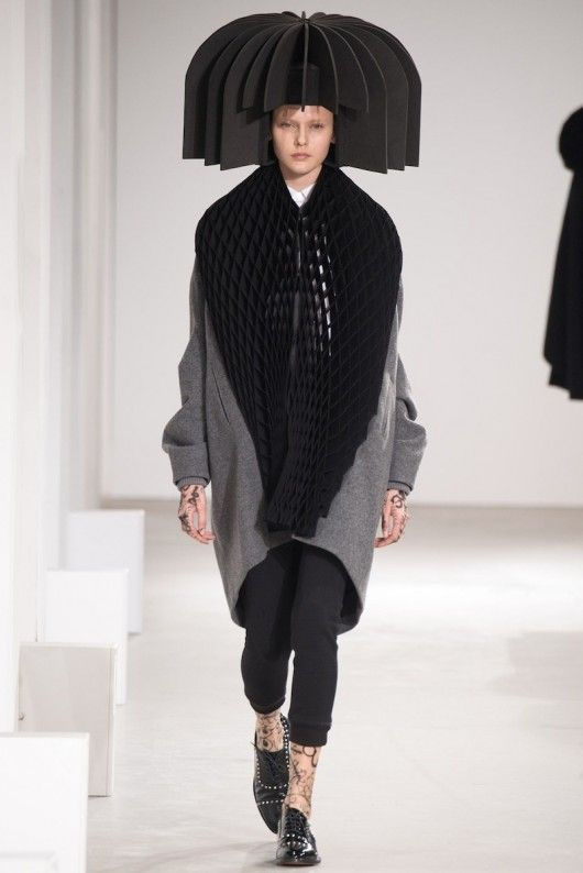Junya Watanabe Herfst/Winter 2015-16 (39)  - Shows - Fashion