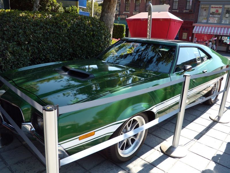 1972 Ford Torino From Fast Furious Furious Movie Fast