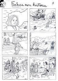 Resultado De Imagen De Comics De Historia Reyes Católicos Para Niños Historia De Cristobal Colon Cristobal Colon Para Niños Conquista Y Colonizacion De America