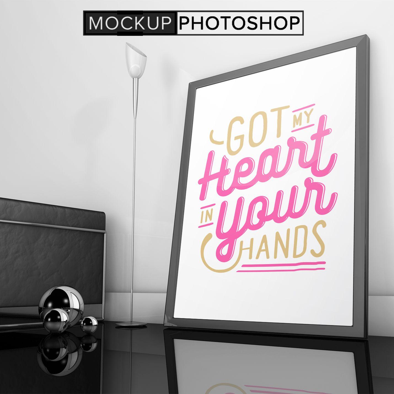 Free Poster Mockups Tools Poster Mockup