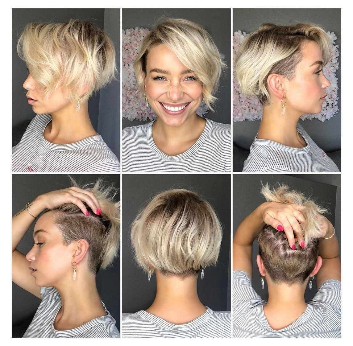 Prom Hairstyles For Short Hair Tips And Advice Hairstyle Ideas Women 188263 Short Hair Shorthair Prom In 2020 Short Hair Styles Hair Styles Short Hair Undercut