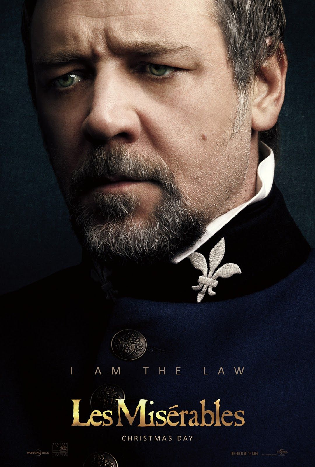 Les miserables poster. Cant wait to see this!