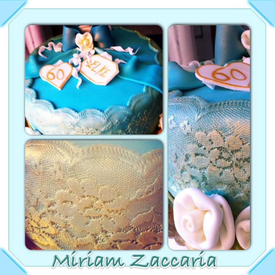 Miriam Zaccaria Has Created This Gorgeous Cake Using Our
