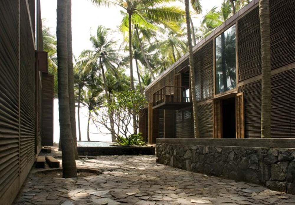 L'architecture du Studio Mumbai, entre contemporaine et ancestrale