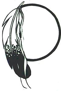Medicine Wheel Logo - Dreamcatcher Clipart Black And White, HD Png Download  , Transparent Png Image - PNGitem