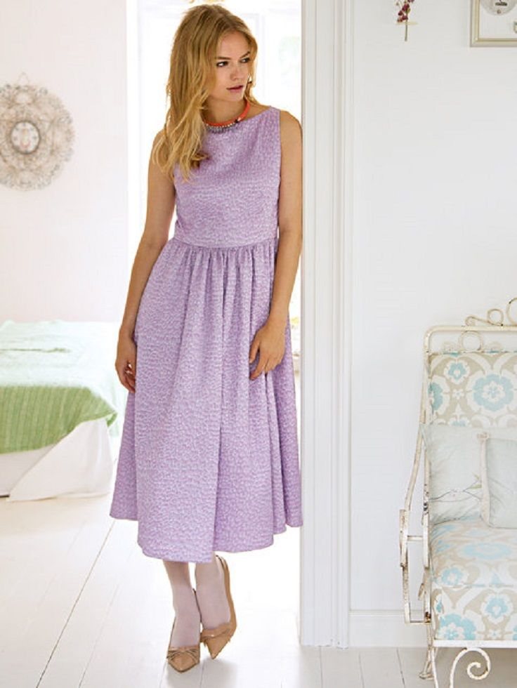 Top 10 Simple Dress Sewing Patterns | Costura, Molde y Zapatos