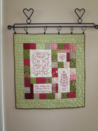 Happy Birthday Dear Farmhouse Quilts