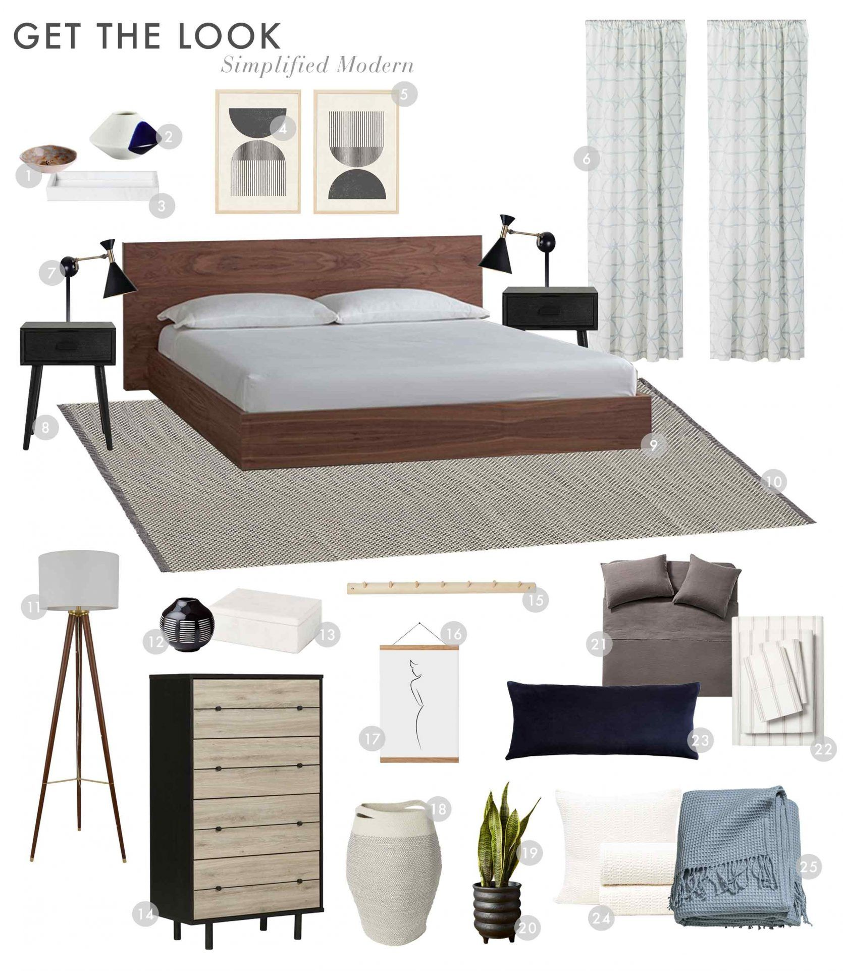 3 Ways To Decorate A Renter Friendly Bedroom On A Budget Home Home Decor Bedroom Bedroom Decor
