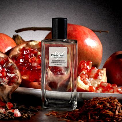 My Gandini Pomegranate and Incense  Precious, evocative of mysterious eastern lands.