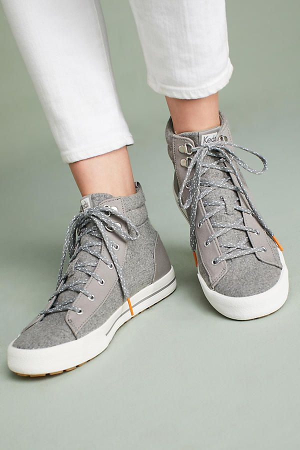 a98196e42c036 Slide View  2  Keds Topkick High-Top Wool Sneakers
