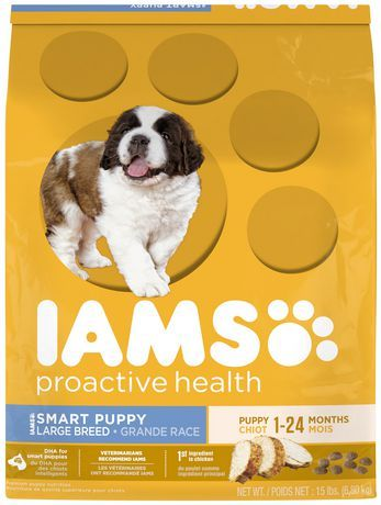 Iams Proactive Health Smart Puppy 1 24 Months Large Breed 15