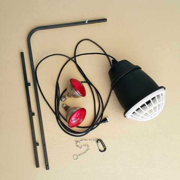 Why Heat With A Lamp Lamp Heating Has Several Advantages Over The Use Of Electronic Floor Pads