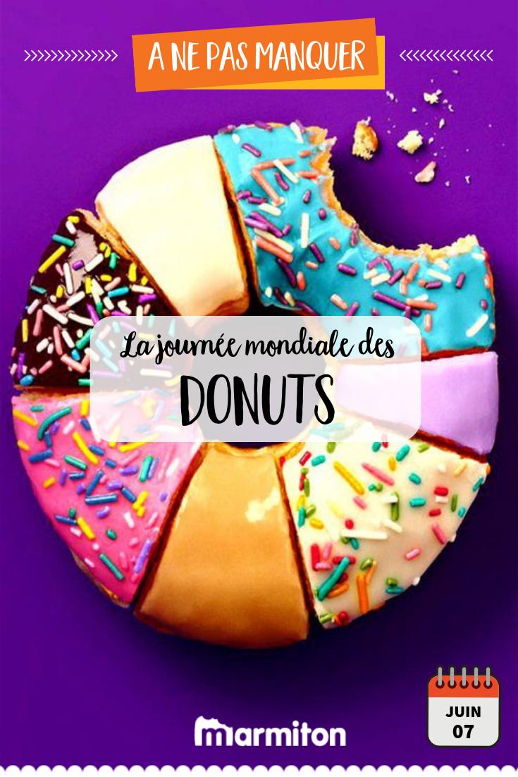 """Résultat de recherche d'images pour """"journée mondiale du donut 2019"""""""