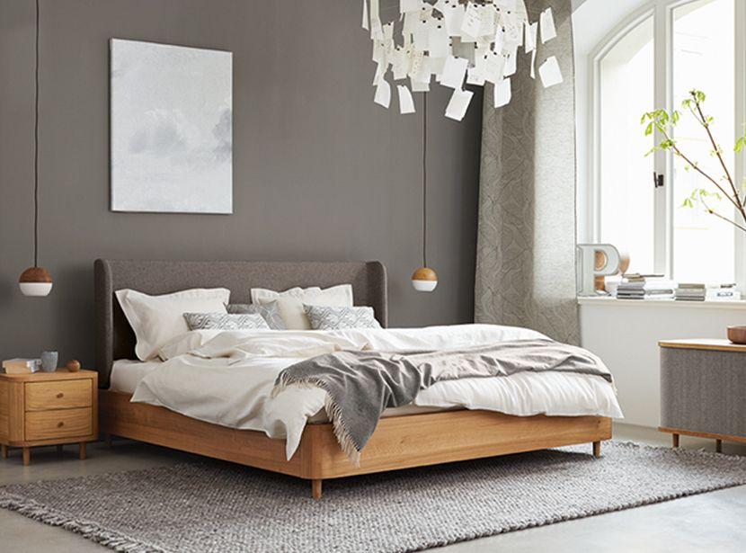Schlafzimmer u2013 Farbwelt Kiesel Wohnung P Pinterest Kiesel - ruhige farben schlafzimmer