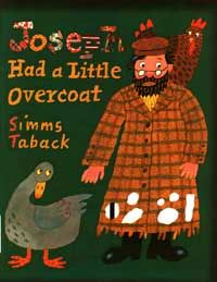 2000: Joseph Had a Little Overcoat by Simms Taback
