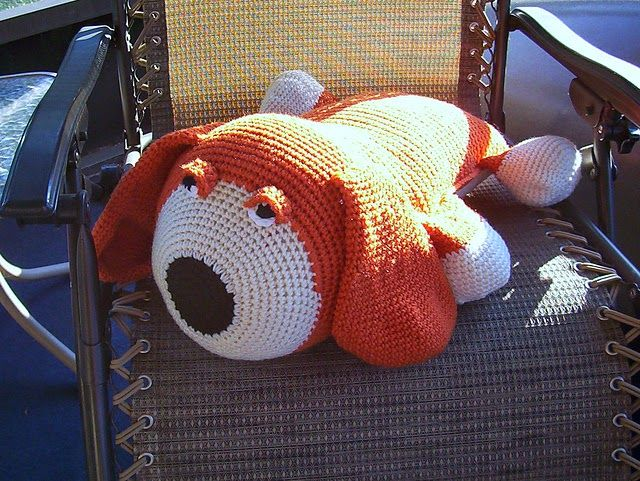 Crochet Pillows ~ 15 FREE Patterns | Crafts | Pinterest | Hund ...