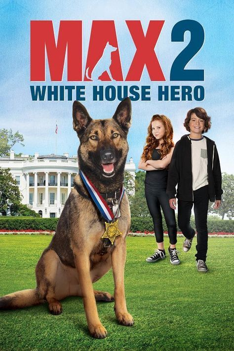 Max 2 White House Hero Languages English French Free Download