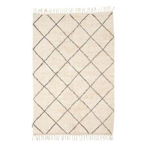 Bavlněný koberec Hübsch 120 x 180 cm Decor, Rugs